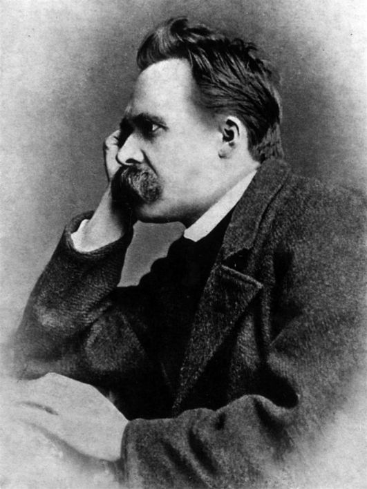 Nietzsche claimed he was capable of 'sniffing out the truth'