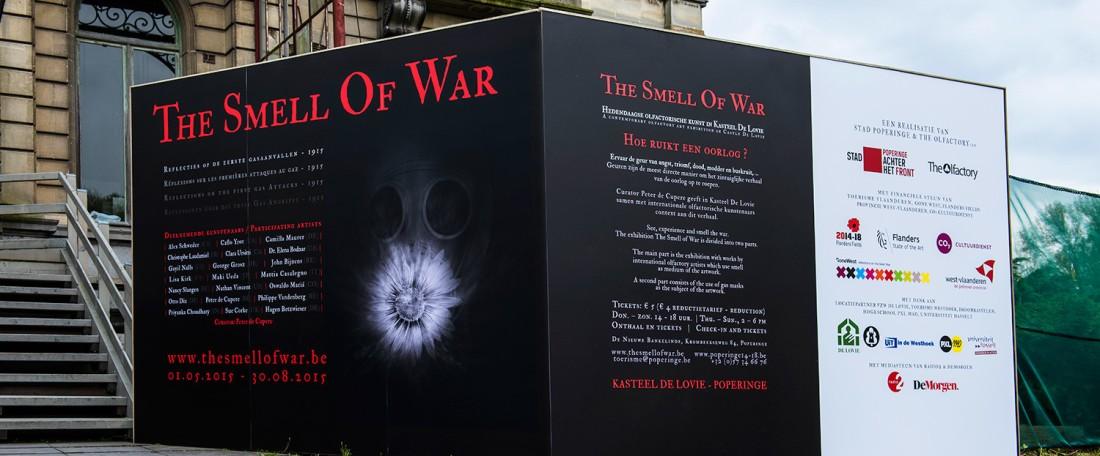 the smell of war poperinge blog death
