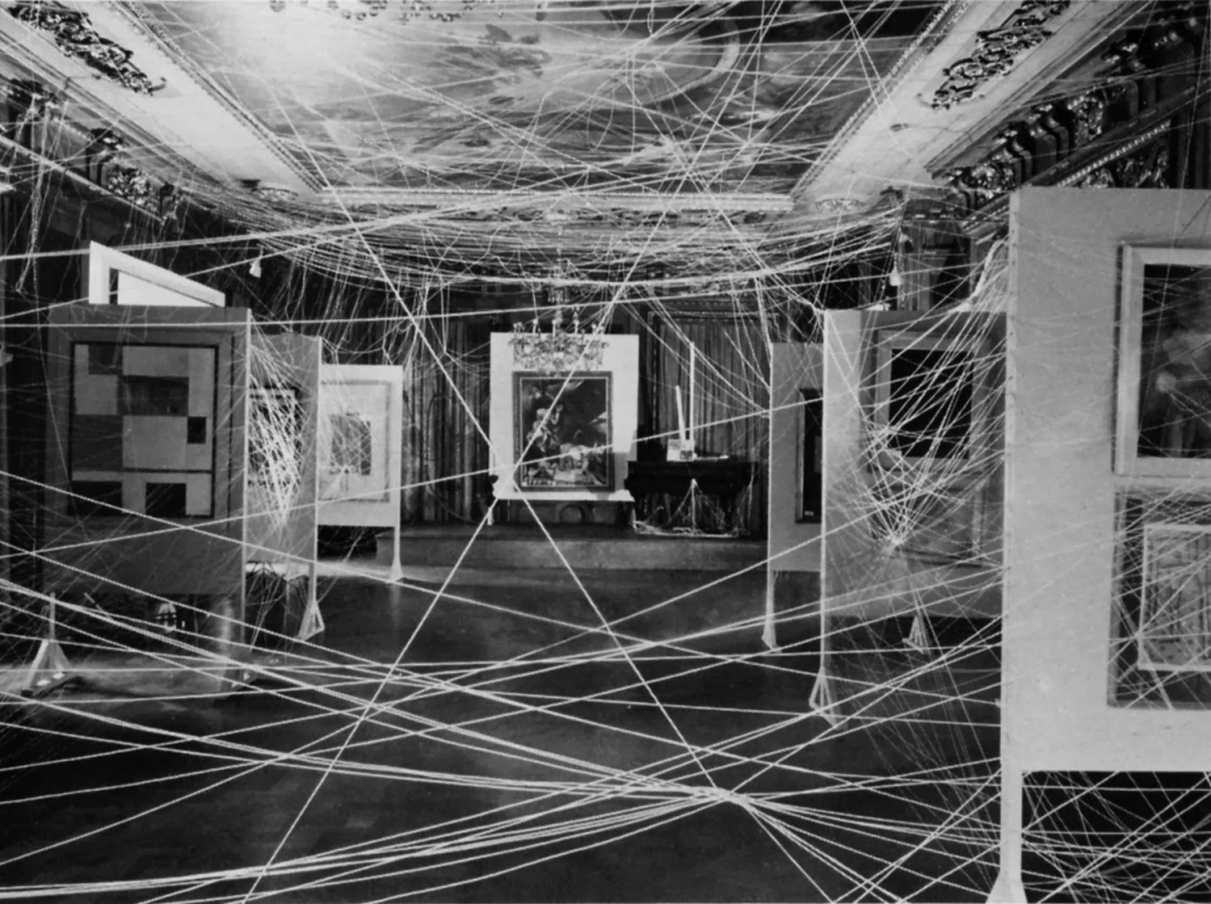 Duchamp first papers of surrealism