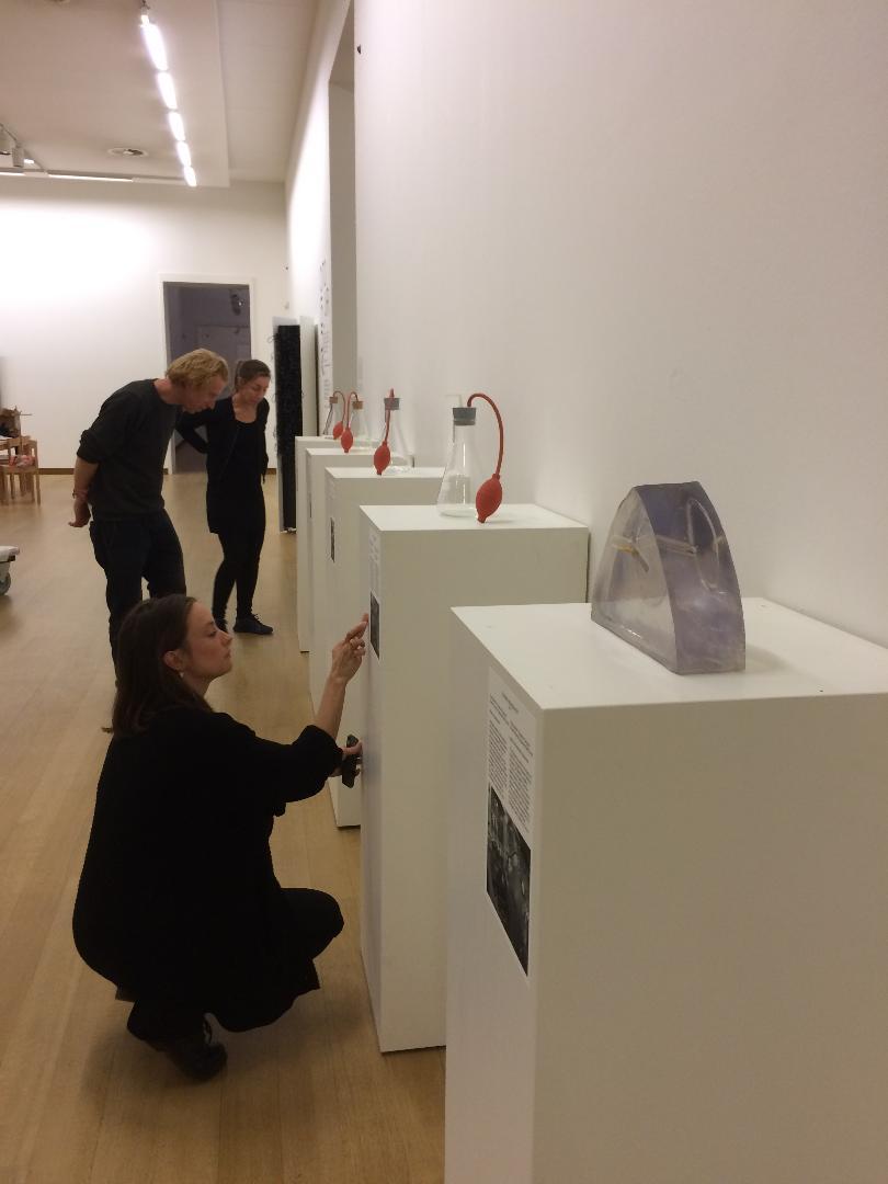 museum of smells installatie 2