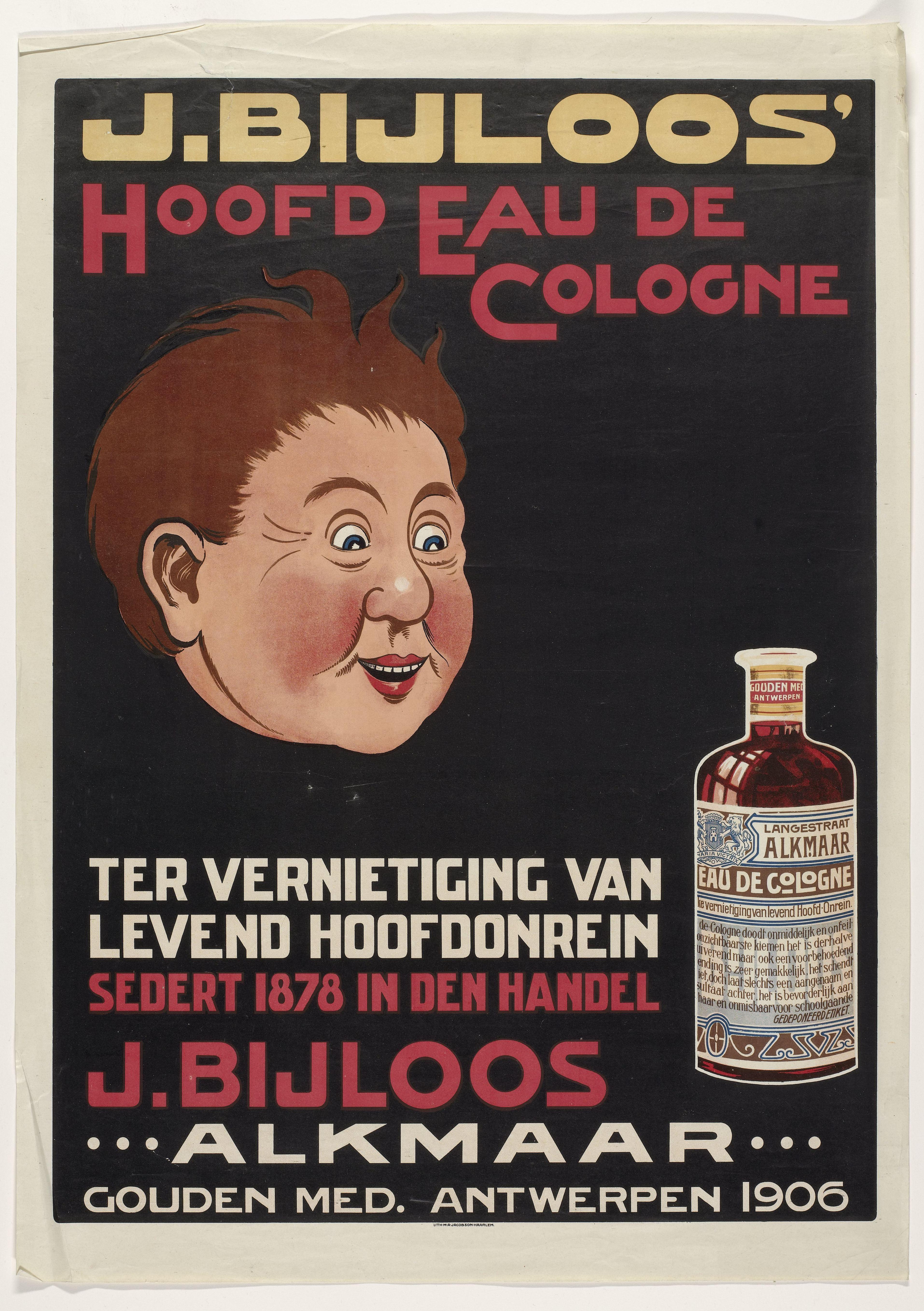 blog eau de cologne als medicijn